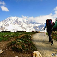 レーニア山 Mt.Rainier