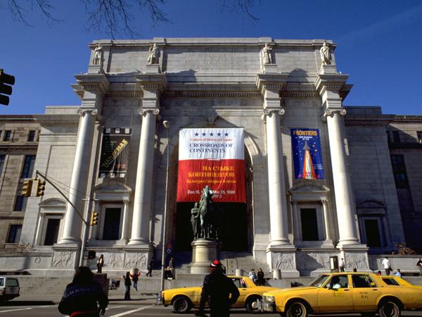 アメリカ自然史博物館 American Museum of Natural History