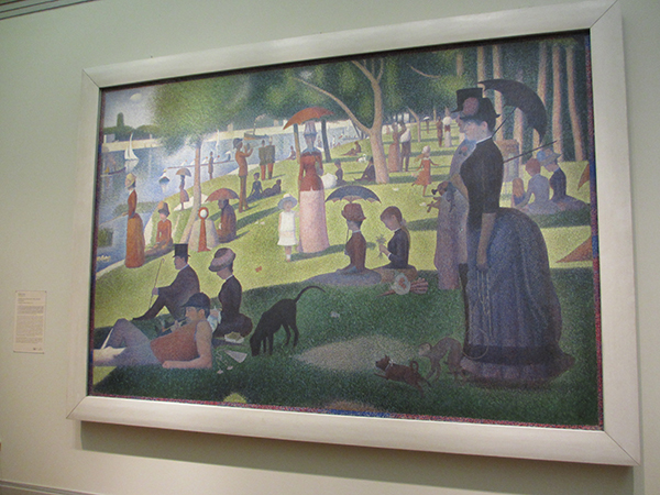シカゴ美術館 Art Institute of Chicago