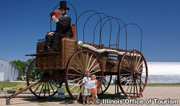 世界最大の幌馬車 World's Largest Covered Wagon