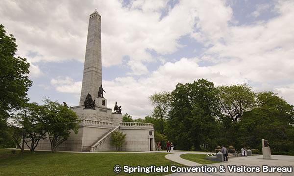 リンカーン墓州立史跡 Lincoln Tomb State Historic Site