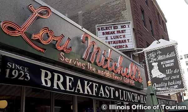 ルー・ミッチェルズ Lou Mitchell's