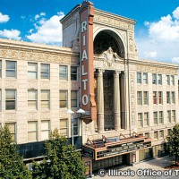 リアルトスクエア劇場 Rialto Square Theatre