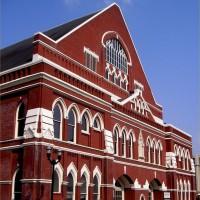 ライマン公会堂 Ryman Auditorium