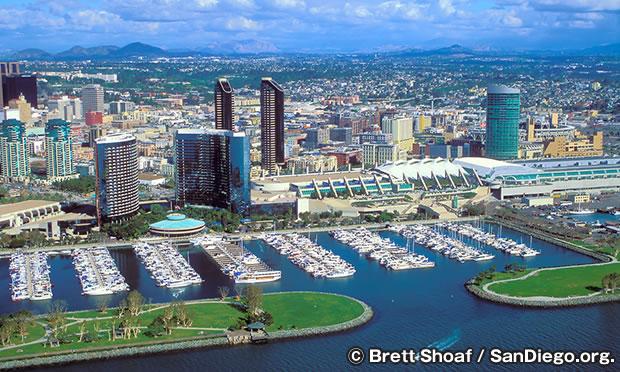 サンディエゴ・コンベンション・センター San Diego Convention Center