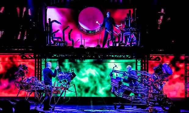 ブルーマン グループ ラスベガス公演|ショーの様子