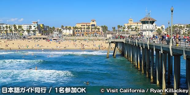 カリフォルニア ビーチ