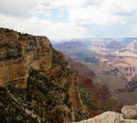 ラスベガス、グランドキャニオン、フーバーダム、ブライスキャニオン、ザイオン国立公園 4日間