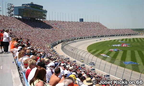 シカゴランド スピードウェイ Chicagoland Speedway