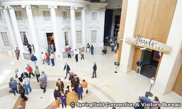 アブラハム リンカーン大統領 博物館 Abraham Lincoln Presidential Museum