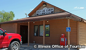 オールド・ログ・キャビン レストラン Old Log Cabin