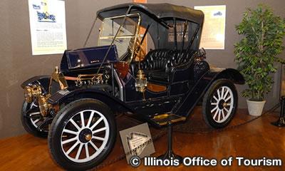 ポンティアック オークランド博物館 Pontiac Oakland Auto Museum