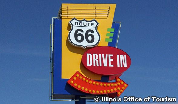 ルート 66 ドライブイン Route 66 Drive In