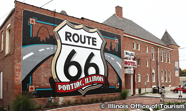 ルート66 大殿堂博物館 Route 66 Association Hall of Fame & Museum