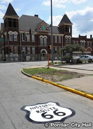 ルート66 大殿堂博物館 Route 66 Association Hall of Fame & Museum