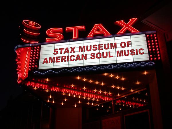 スタックス・アメリカンソウル博物館 STAX Museum