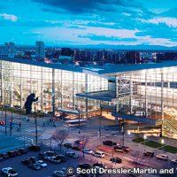 デンバー・コンベンション・センター The Colorado Convention Center