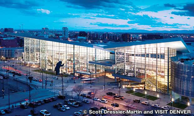 コロラド コンベンションセンター The Colorado Convention Center