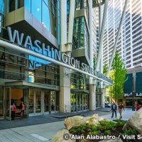 ワシントン州立コンベンションセンター Washington State Convention Center