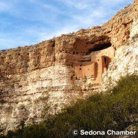 セドナ周辺のネイティブアメリカンの遺跡