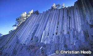 シエラネバダ山脈の歴史