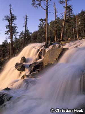 イーグルフォールズ(Eagle Falls)