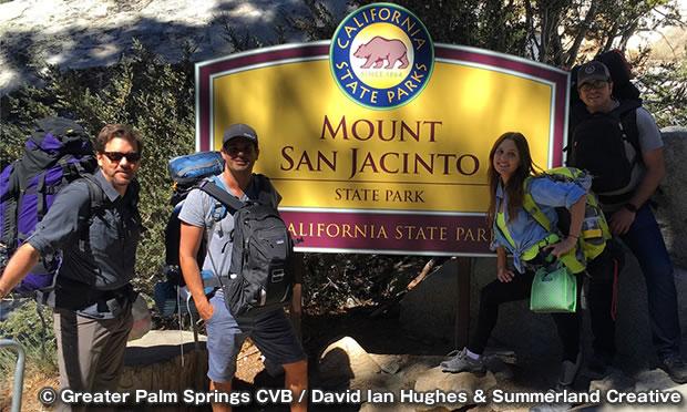 サンジャシント山州立公園