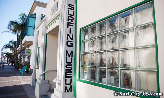 インターナショナル サーフィン博物館