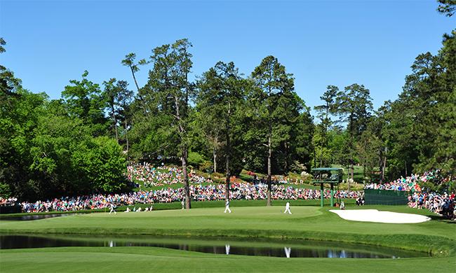 2020年マスターズゴルフ観戦ツアー