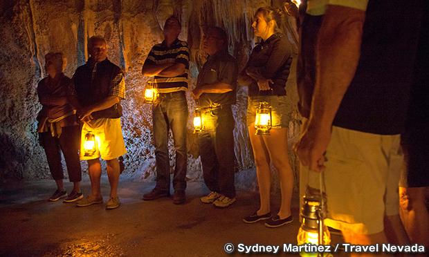 リーマン洞窟ツアー