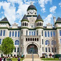 ジャスパー郡 裁判所