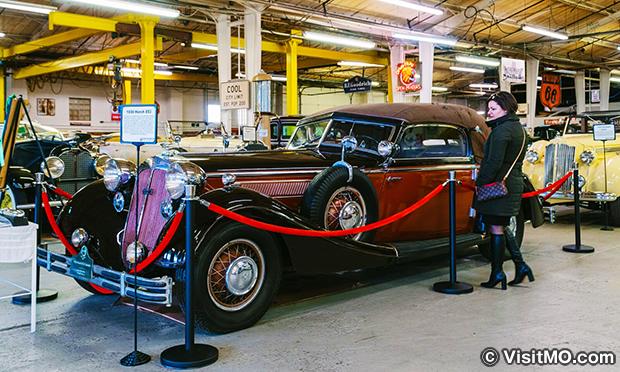 ルート66自動車博物館