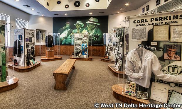 ウエスト・テネシー音楽博物館