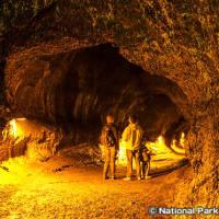 サーストン溶岩洞