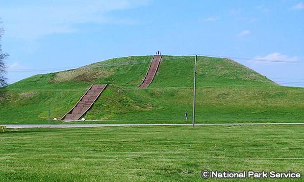 カホキア墳丘群州立史跡