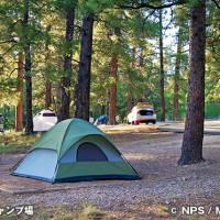 ノースリム・キャンプ場